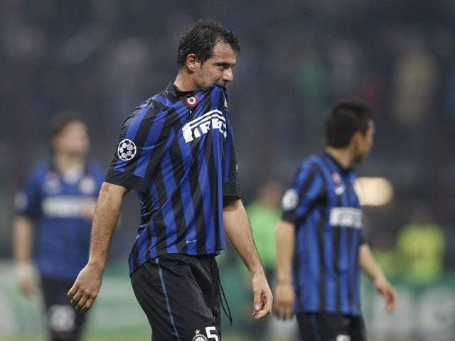 Stankovic departs Inter