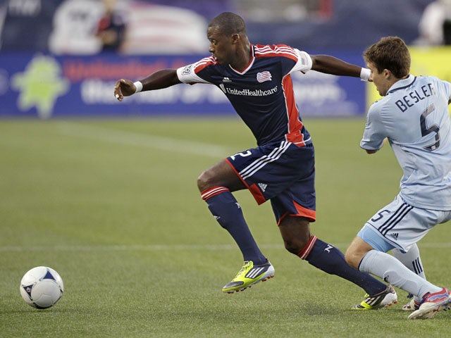 Result: New England comeback stuns DC United