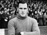 Man Utd goalkeeper Jack Crompton photographed on February 25, 1950