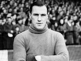Man Utd goalkeeper Jack Crompton photographed on February 25, 1950
