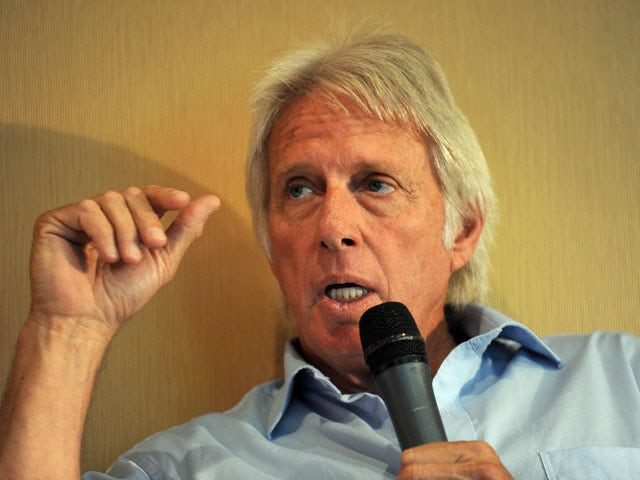 Jeff Thomson during the Ladbrokes Ashes Launch at Lord's Cricket Ground on June 30, 2009
