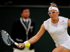 Result: Flipkens into semi-finals