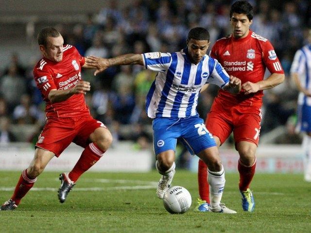 Liam Bridcutt, Brighton & Hove Albion midfielder