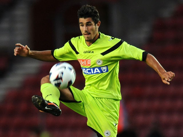 Watford in talks with Udinese's Faraoni