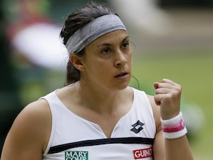 Bartoli joins in with Marseille training session