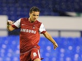 Leyton Orient's Mathieu Baudry in action on August 29, 2012