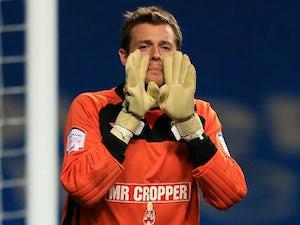 Alfreton loan Derby goalkeeper