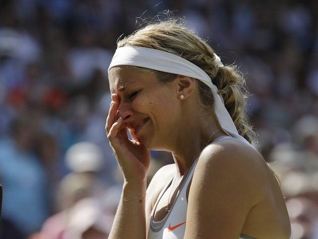 Lisicki: 'I was overwhelmed'