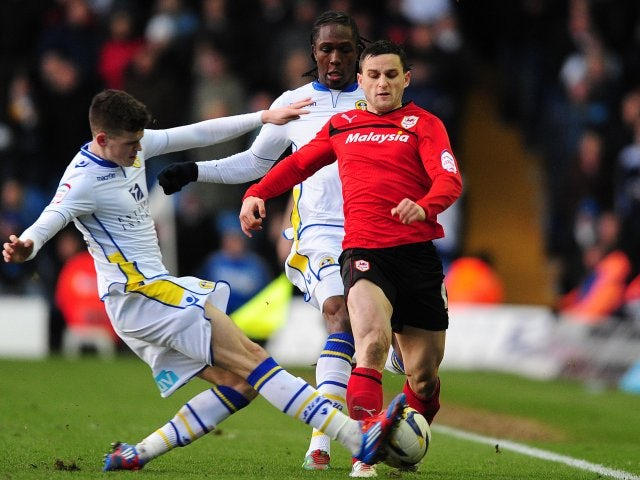 Sam Byram, Leeds United defender