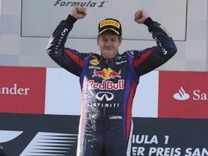 Vettel overjoyed with German GP victory
