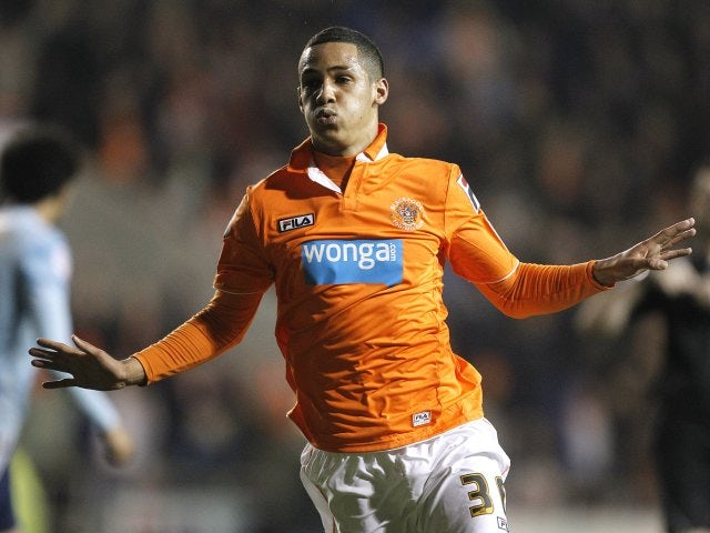 Thomas Ince, Blackpool attacker