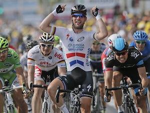Cavendish praises team performance