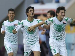 Live Commentary: Iraq 1-1 Uruguay - Uruguay win 7-6 on penalties - as it happened