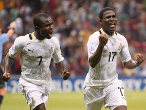 Result: Ghana beat Iraq to claim third place