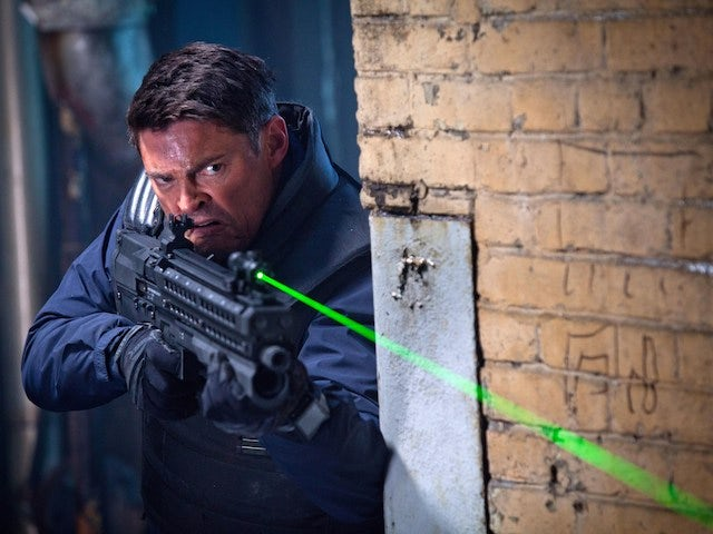Promo shot for Fox's Almost Human
