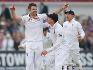 England edge closer to victory