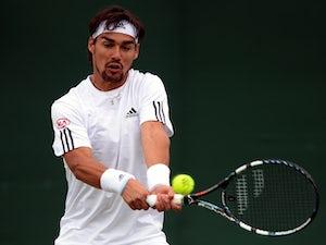 Result: Fognini wins first ATP title in Stuttgart