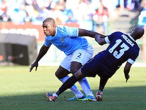 Result: City come unstuck in South Africa