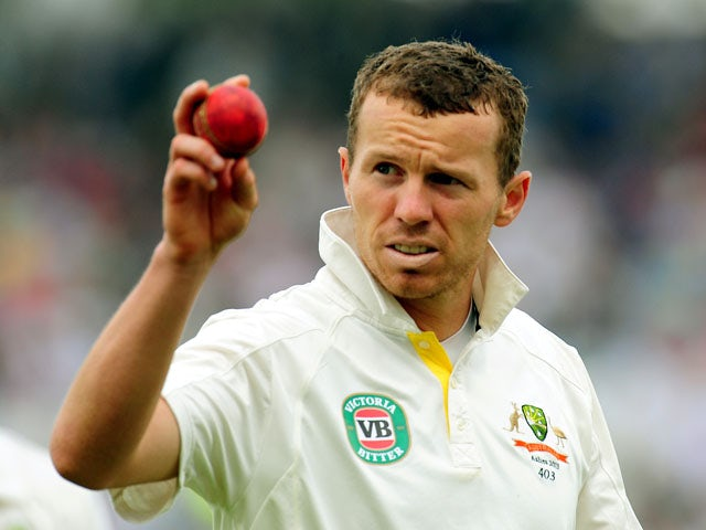 "Peter Siddle: ""We are still on top"" - Sports Mole"
