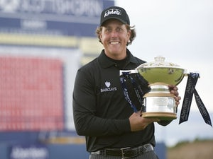 Result: Mickelson wins Scottish Open