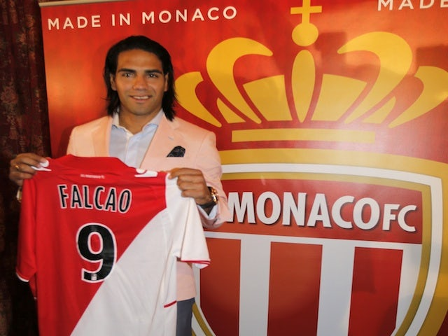 Falcao: 'Monaco will build team around me'