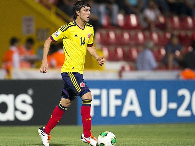 Arsenal take Perez on trial