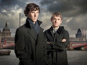 Live: 'Sherlock' panel at Comic-Con