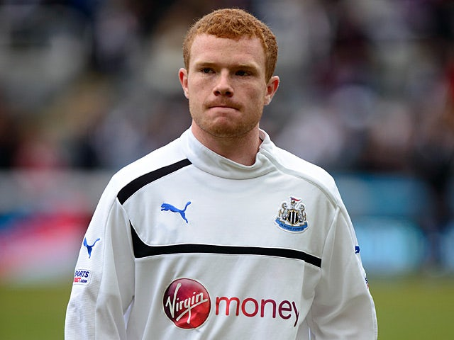 Newcastle loan Campbell to Carlisle
