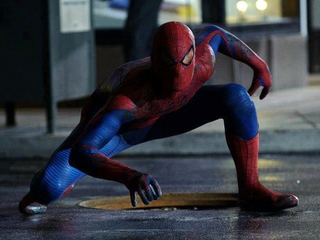 Live: 'Amazing Spider-Man 2' panel with Andrew Garfield