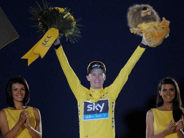 Froome 'to make £5m from TdF win'