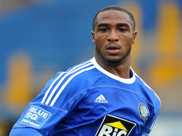 Craig Braham-Barrett when playing for Macclesfield on August 27, 2012