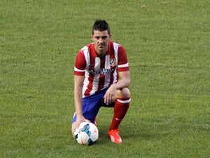 Villa ready to make impact for Atletico