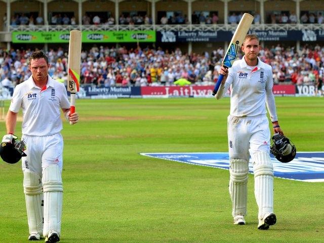 Ian Bell backs Broad, Dar