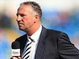 Sky commentator Ian Botham on August 9, 2009