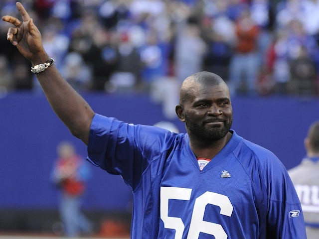 Former NY Giants player Lawrence Taylor on December 27, 2009