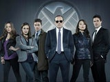 Cast shot for Marvel's Agents of S.H.I.E.L.D.