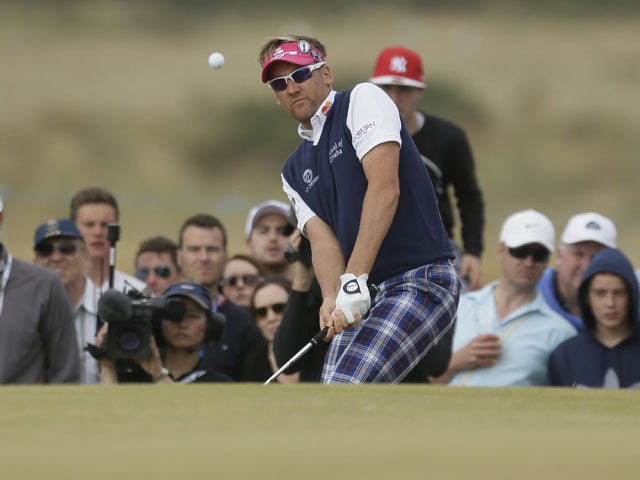 Poulter gives himself Open chance