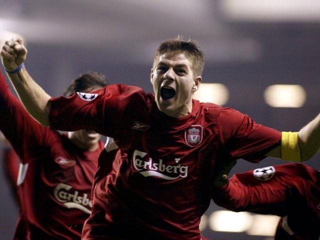 Rodgers: 'Gerrard is Liverpool's lieutenant'