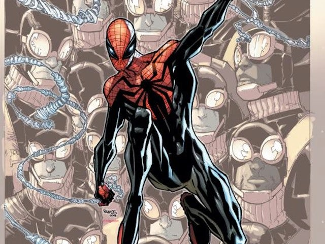 Cover art for Superior Spider-Man #14