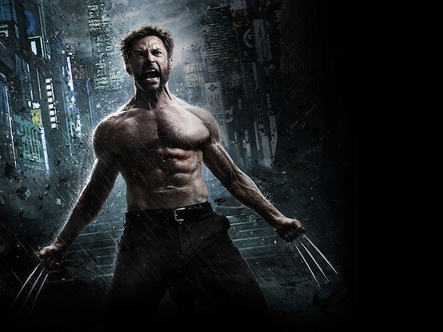Promo shot for The Wolverine