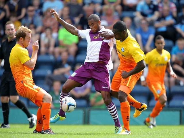 Result: Wycombe hold Villa