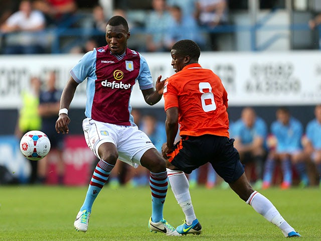 Result: Benteke scores in Villa win