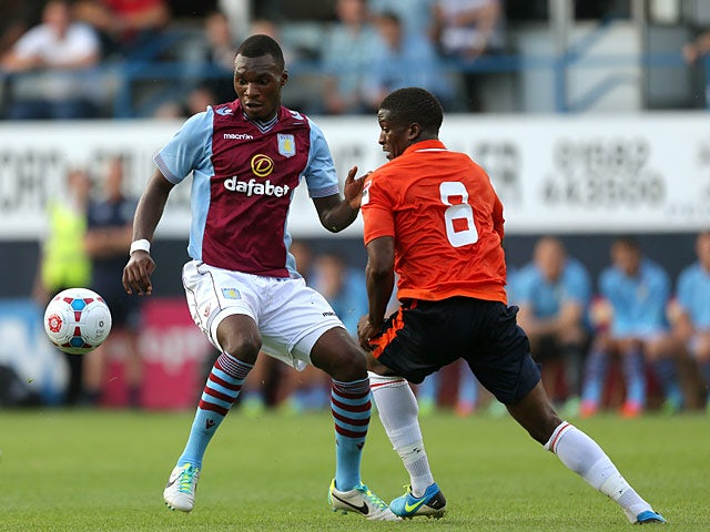 Result: Benteke scores in Villa win