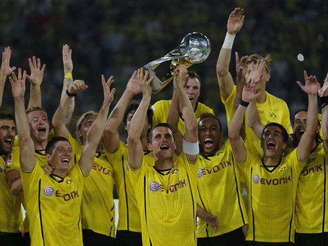 Result: Dortmund win German Super Cup