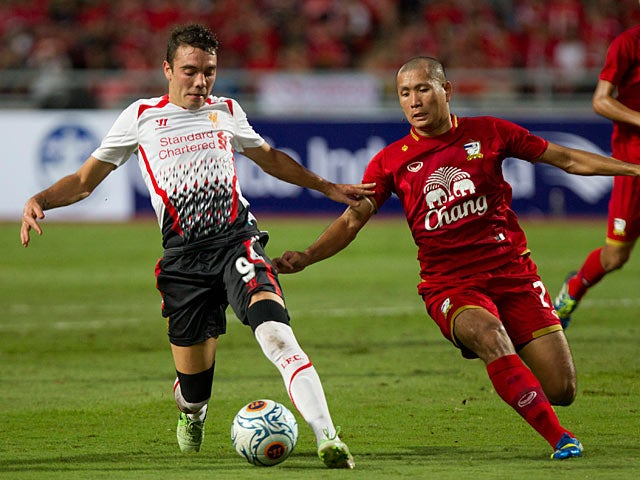 Aspas determined to secure starting spot