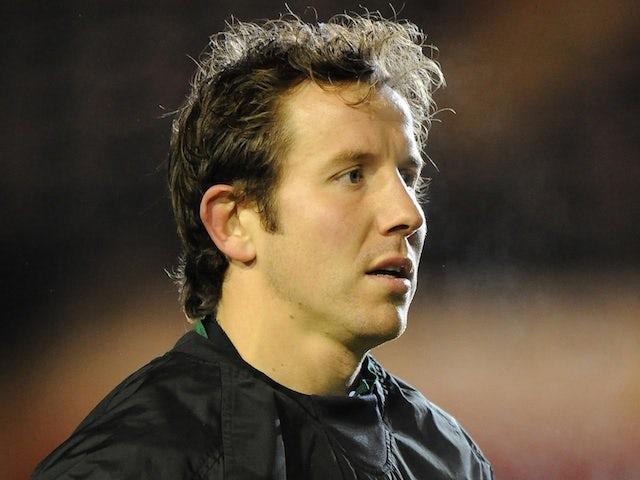 Bristol's James Grindal pictured on November 9, 2010
