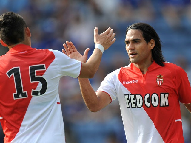 Result: Monaco ease past Leicester City