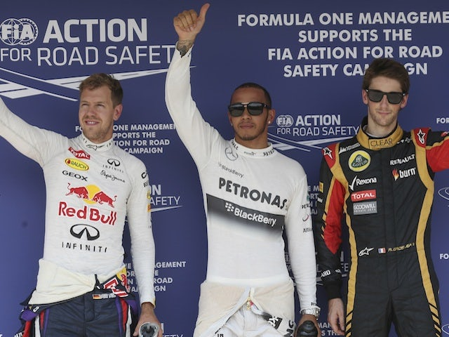 Result: Hamilton claims Hungary pole