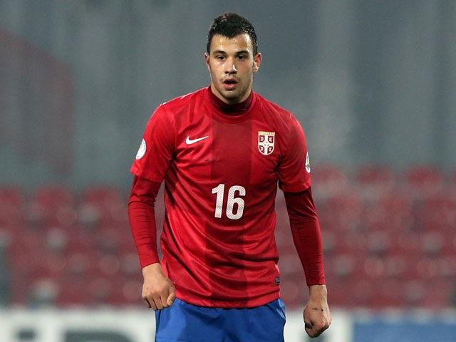 Milivojevic joins Anderlecht