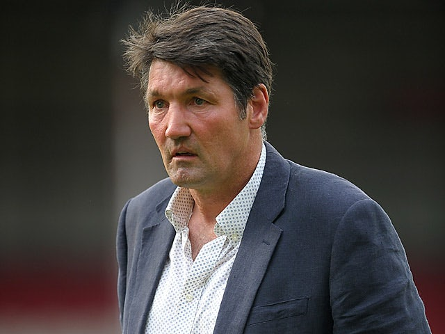 Luton reveal coach Mick Harford's prostate cancer diagnosis